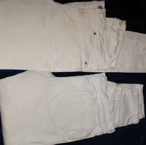 Jessica Simpson Skinny Jeans 2 pairs, Size 25